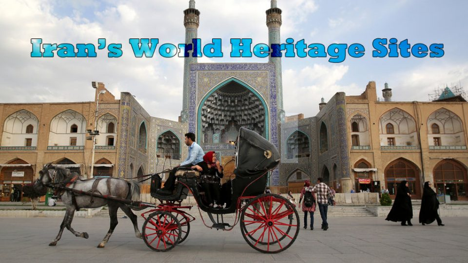 Isfahan unesco world heritage site